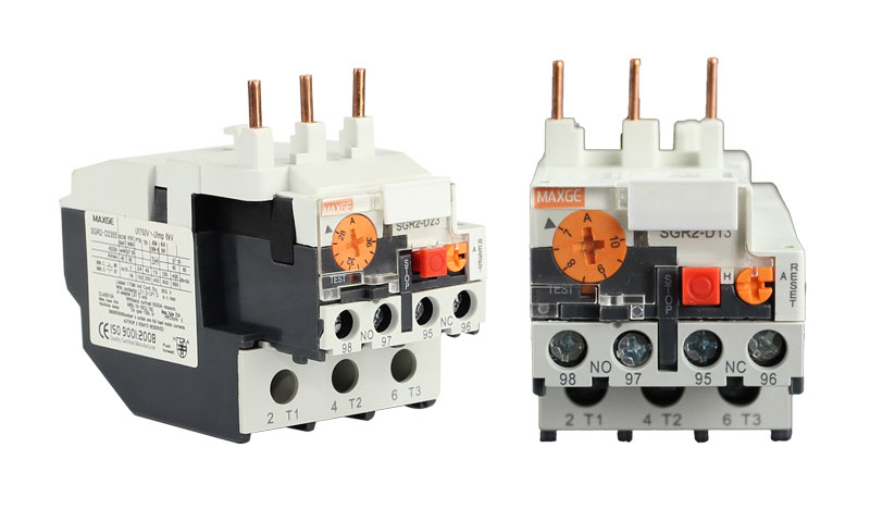 The Difference Between Contactor  Circuit Breaker  Relay