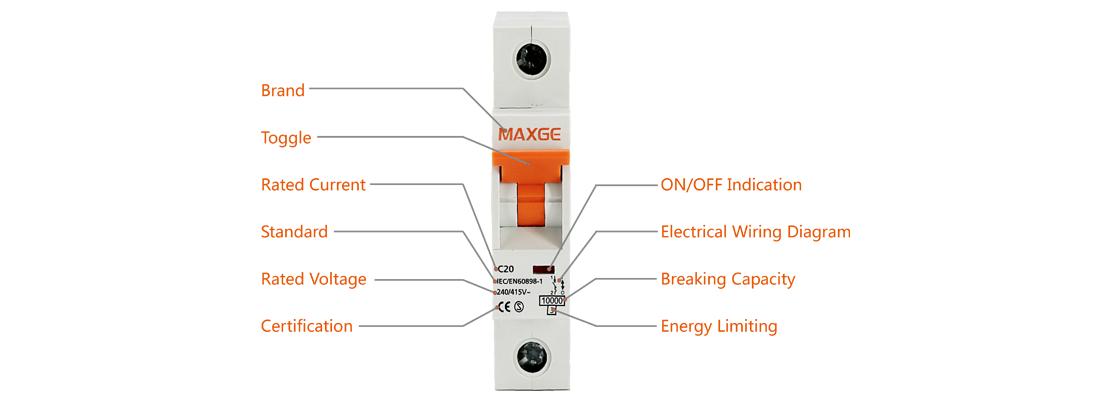 SGB10K Miniature Circuit Breaker