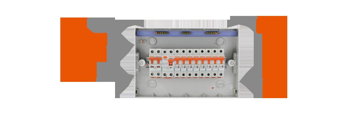 SGDBi-S/F Series Distribution Box