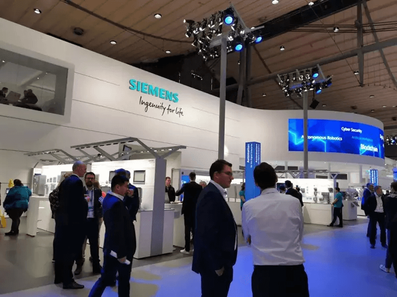 MAXGE's Intelligence and Excellent Quality into 2019 Hannover Messe 6