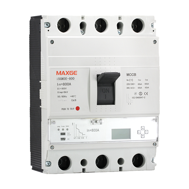 iSGM3E-800 Moulded Case Circuit Breaker