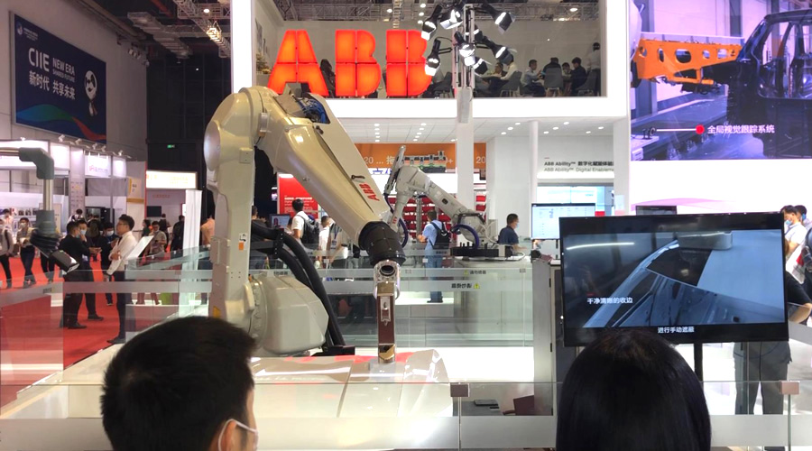 How about the development prospect of the industrial robots industry?