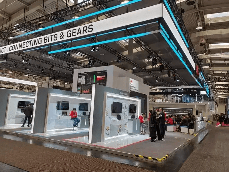 MAXGE's Intelligence and Excellent Quality into 2019 Hannover Messe 5